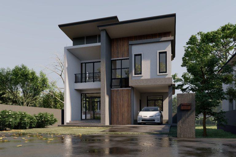 Nowoczesne domy w mieście - projekty i inspiracje