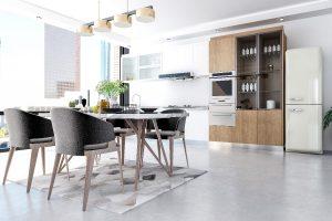Podłoga z kamienia - nie tylko do luksusowych wnętrz