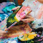 Polskie malarstwo art deco - sposób na urządzenie wnętrza